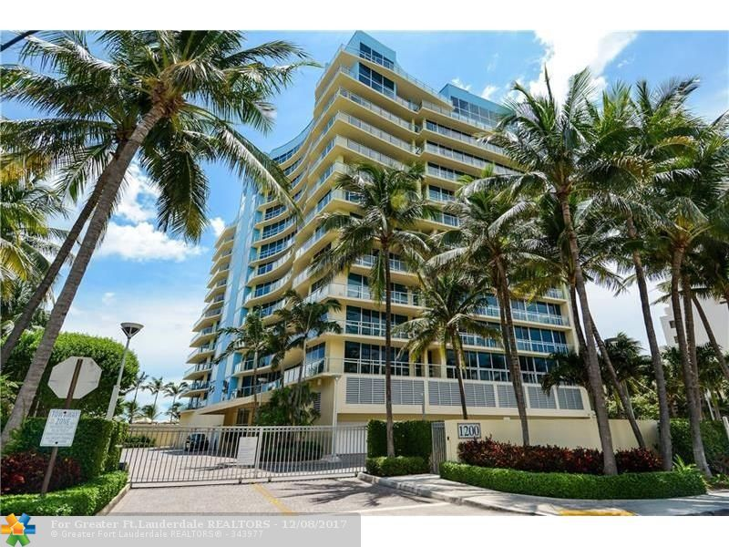 1200  Holiday Dr #1103 For Sale F10096845, FL