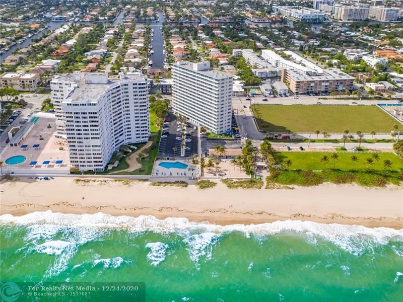 4050 N Ocean Dr #1705 For Sale F10214791, FL