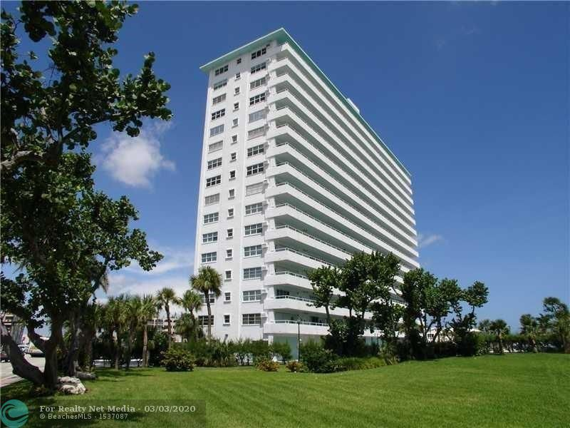 4050 N Ocean Dr #1205 For Sale F10219647, FL