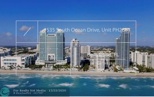 3535 S Ocean Dr #PH2804 For Sale F10224126, FL